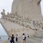 今日熱門文章:【葡萄牙】里斯本發現者紀念碑。開啟葡萄牙航海史重要的一頁