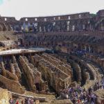 今日熱門文章:【義大利】羅馬圓形競技場Colosseo地下層、第三層、最頂層門票導覽訂票教學
