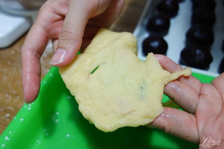 蛋黃酥作法, 蛋黃酥食譜, 中秋節必吃, 烏豆沙蛋黃酥, 蛋黃酥做法, 中秋節蛋黃酥