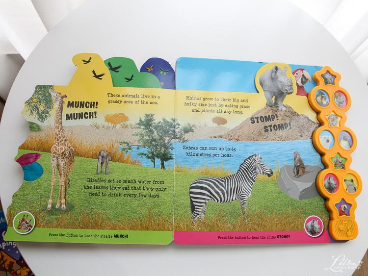 英文童書團購, 英文童書推薦, 兒童外文書推薦, 兒童操作書推薦, 兒童英文書推薦, 聖誕禮物書, 發條軌道車推薦, 地板發條軌道車禮物書, 海洋生物聲音書, 動物園動物聲音書, Busy Day Board, Igloo books, 10 animal sounds in the Zoo, 10 ocean sounds in the sea, Igloo books