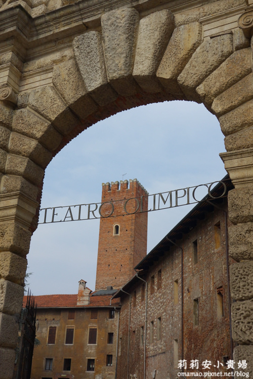 Vicenza Olympic theater